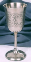 CLICK HERE - Silver Goblets