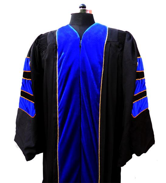Premium PHD Velvet Gown as Low as $199 Each