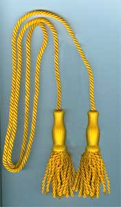 Flag Gold Cords