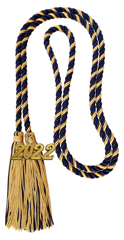 Honor Cord - with Year Tag