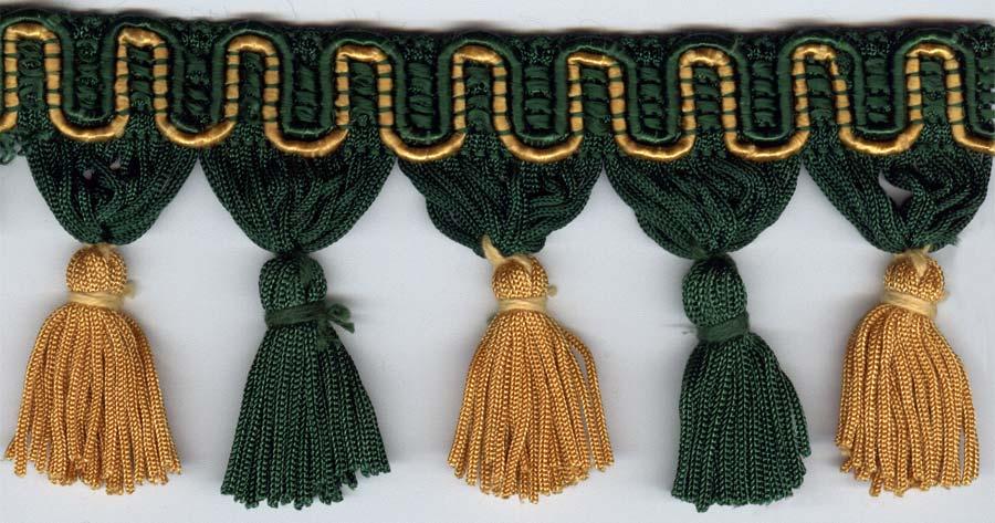 Tassel Fringes - home decorations