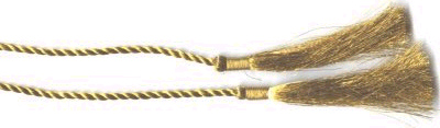 Christmas - Metallic Honor Cord