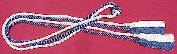 Christmas - Rayon Honor Cord